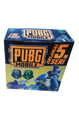 Pubg Mobile 5. Seri Kart Oyunu