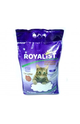 Parfümlü Kedi Kumu Royalist - 5 Kg