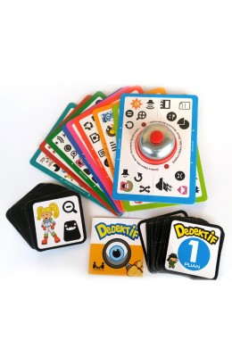 Redka Dedektif Oyunu - Orijinal Ürün