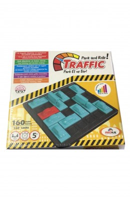 Redka Traffic Oyunu - Orijinal Ürün