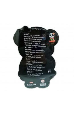 Panda Şekilli Ahşap Puzle Yapboz Yeni Ürün