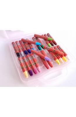 24 Renk Pastel Boya Nova Color