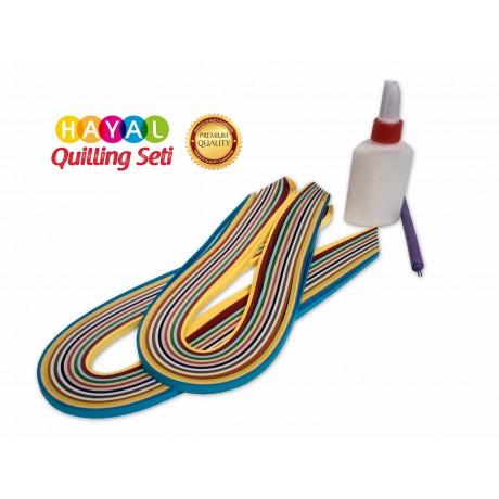 Quilling Mini Başlangıç Seti