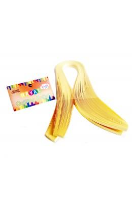 Quilling Kağıdı - Açık Sarı renk 200'lü